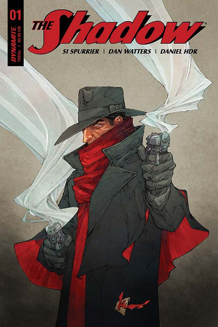 THE SHADOW #1 - #5 SET