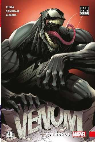Venom Cilt 1: Eve Dönüş - 2. Baskı