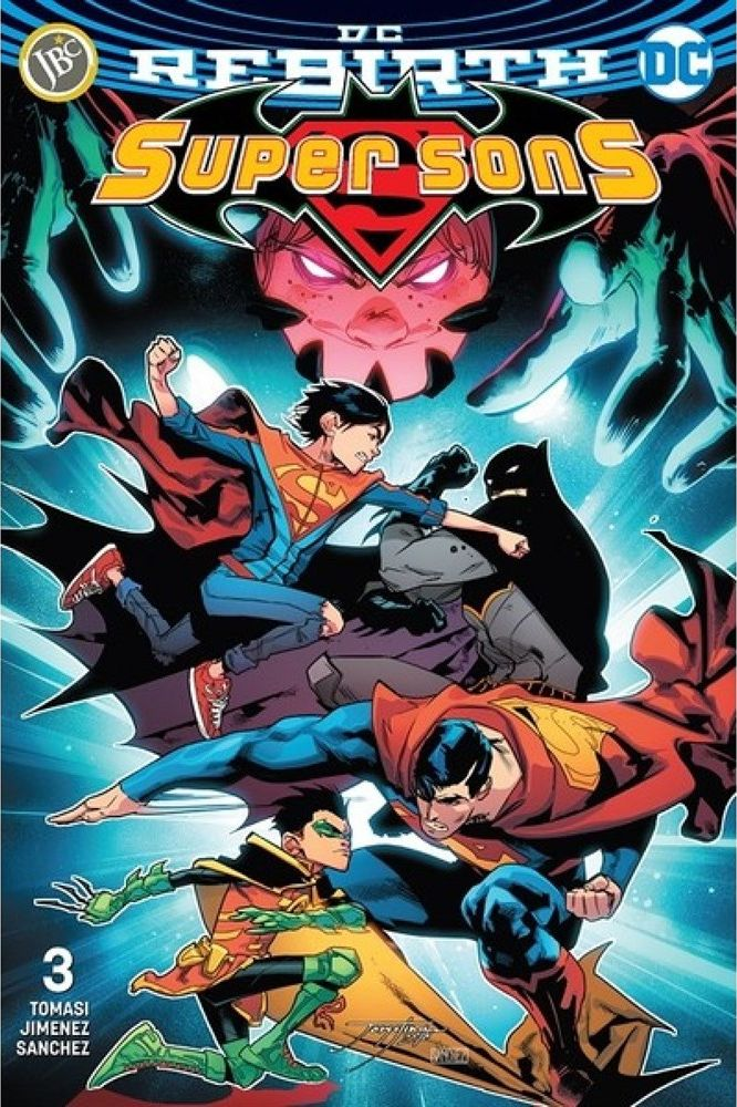 Super Sons Sayı 3