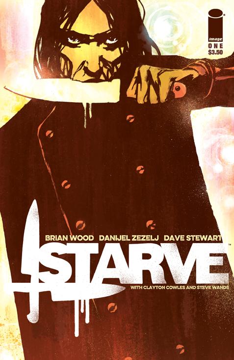 STARVE #1-9 SET