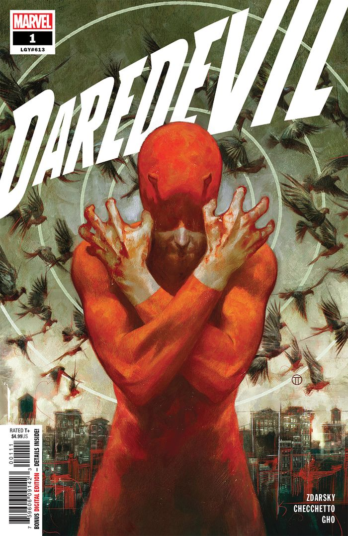 DAREDEVIL #1 - #5 SET
