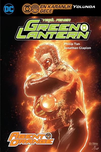 Green Lantern - Yeşil Fener Cilt 9: Agent Orange