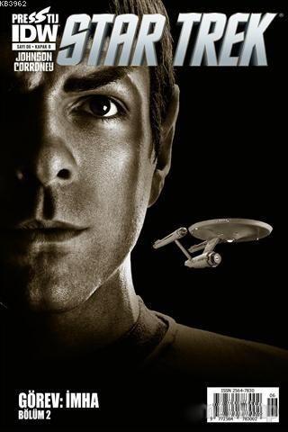 Star Trek 6 - Kapak B