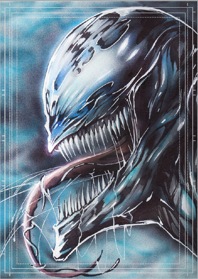 Görkem Demir Holo Sketch Card No: 7
