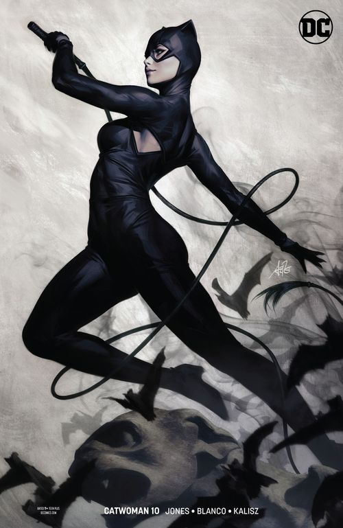 CATWOMAN #10 VARIANT