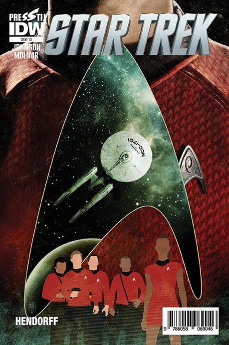 Star Trek 13: Hendorff