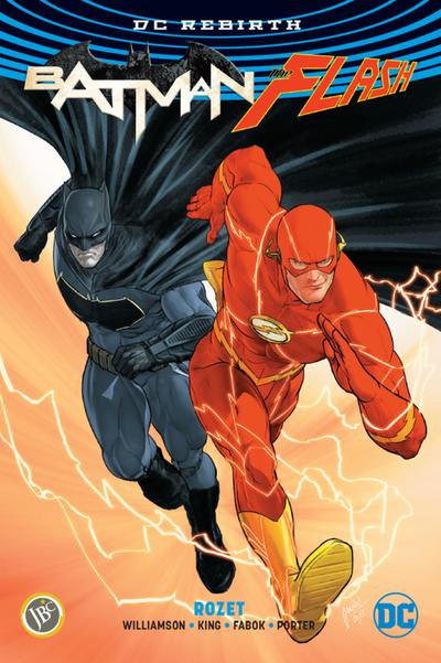 Batman / Flash: Rozet Özel Edisyon