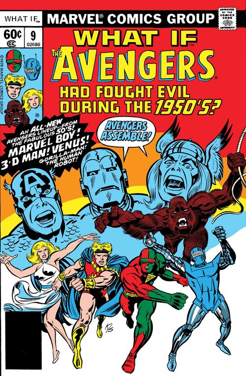 TRUE BELIEVERS WHAT IF AVENGERS FOUGHT EVIL DURING 1950S #1