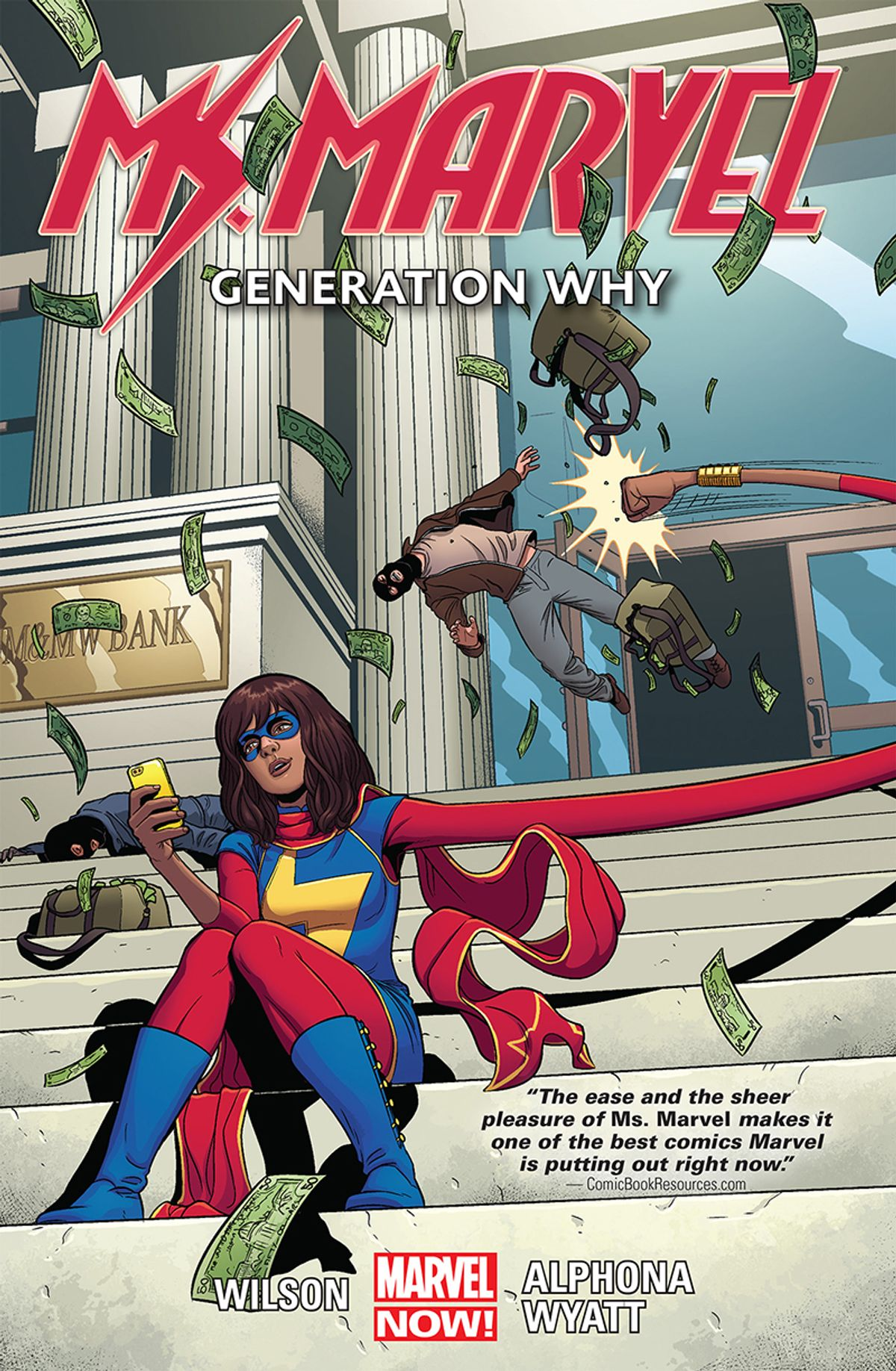 MS MARVEL TP VOL 2: GENERATION WHY