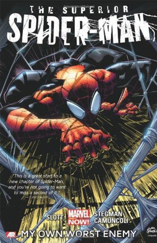 SUPERIOR SPIDER-MAN TP VOL 1: MY OWN WORST ENEMY NOW