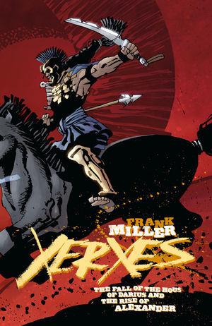 XERXES - FRANK MILLER #5