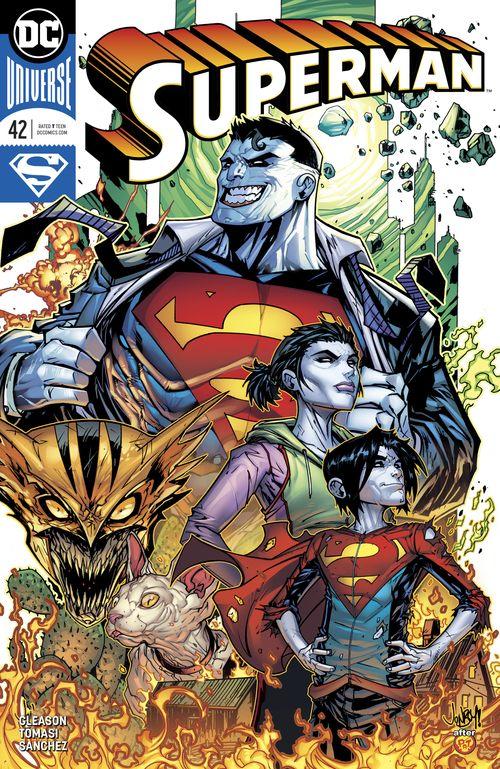 SUPERMAN #42 VARIANT