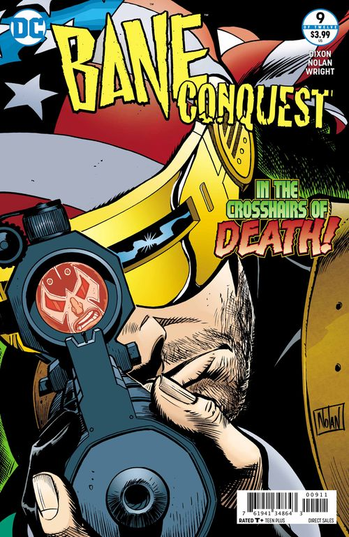 BANE CONQUEST #9 (OF 12)