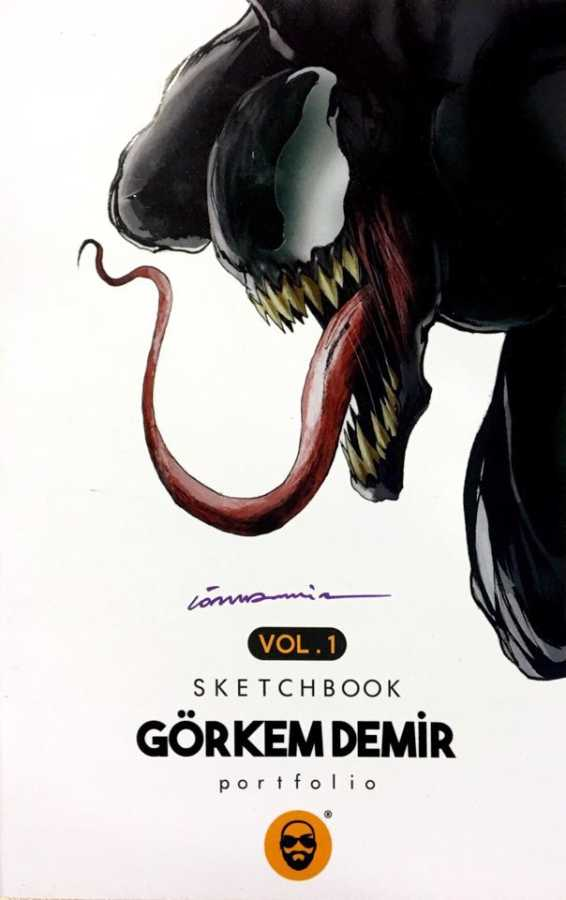 Görkem Demir Sketchbook Vol.1