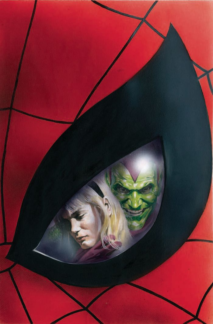 MARVELS ANNOTATED #4 (OF 4) ALEX ROSS VIRGIN VARIANT