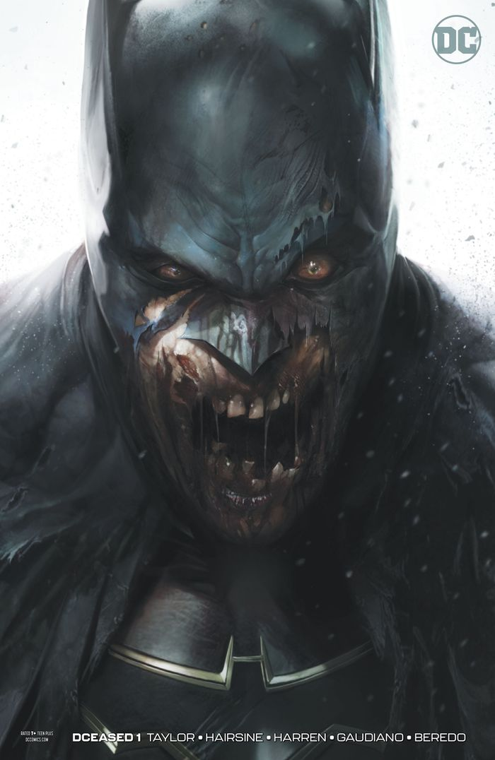 DCEASED #1 (OF 6) VARIANT