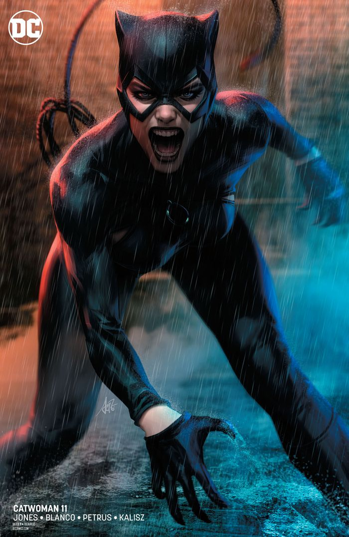 CATWOMAN #11 VARIANT