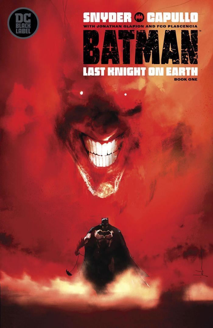 BATMAN LAST KNIGHT ON EARTH #1 (OF 3) VARIANT