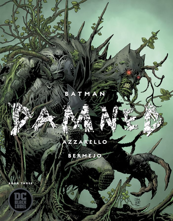 BATMAN DAMNED #3 (OF 3) VARIANT