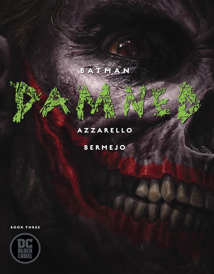 BATMAN DAMNED #3 (OF 3)
