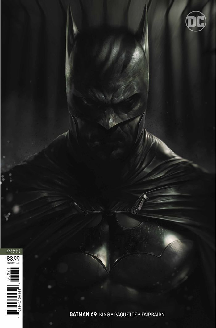 BATMAN #69 VARIANT