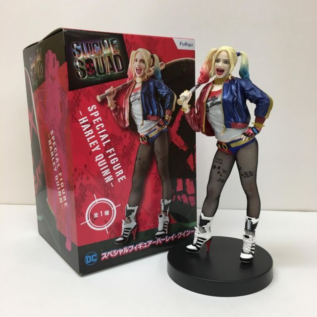 Suicide Squad Harley Quinn Special Figure 7.4