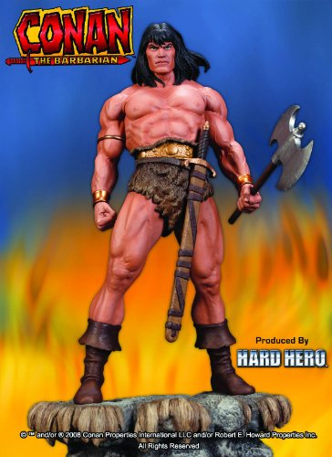 CONAN THE BARBARIAN - CONAN, BELIT, ZULA 14