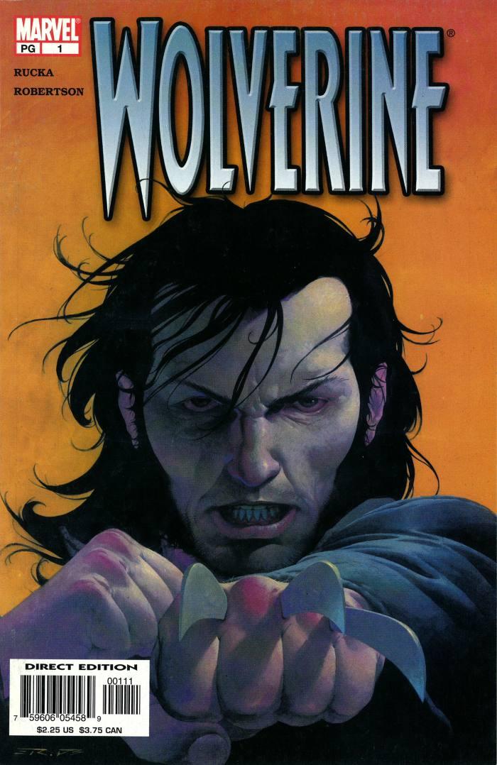 WOLVERINE VOL 3 #1 - #6 SET