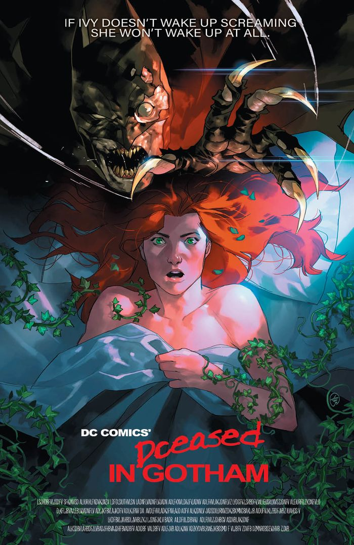 DCEASED #2 (OF 6) HORROR VARIANT