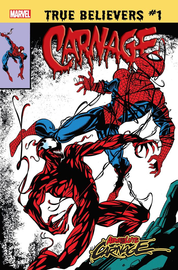 TRUE BELIEVERS ABSOLUTE CARNAGE CARNAGE #1