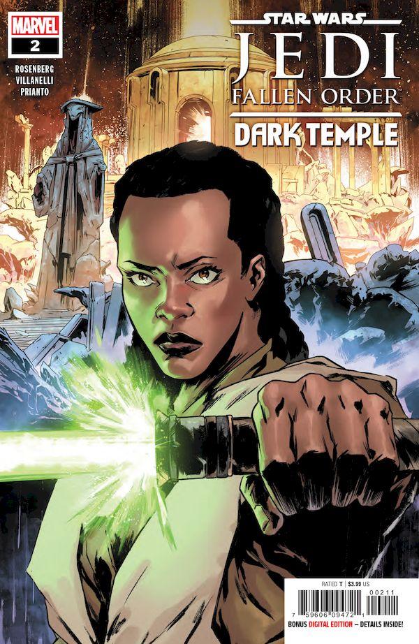 STAR WARS JEDI FALLEN ORDER DARK TEMPLE #2 (OF 5)
