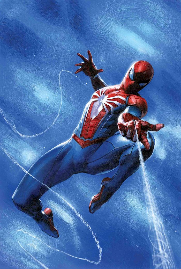 SPIDER-MAN VELOCITY #1 (OF 5) DELLOTTO VARIANT