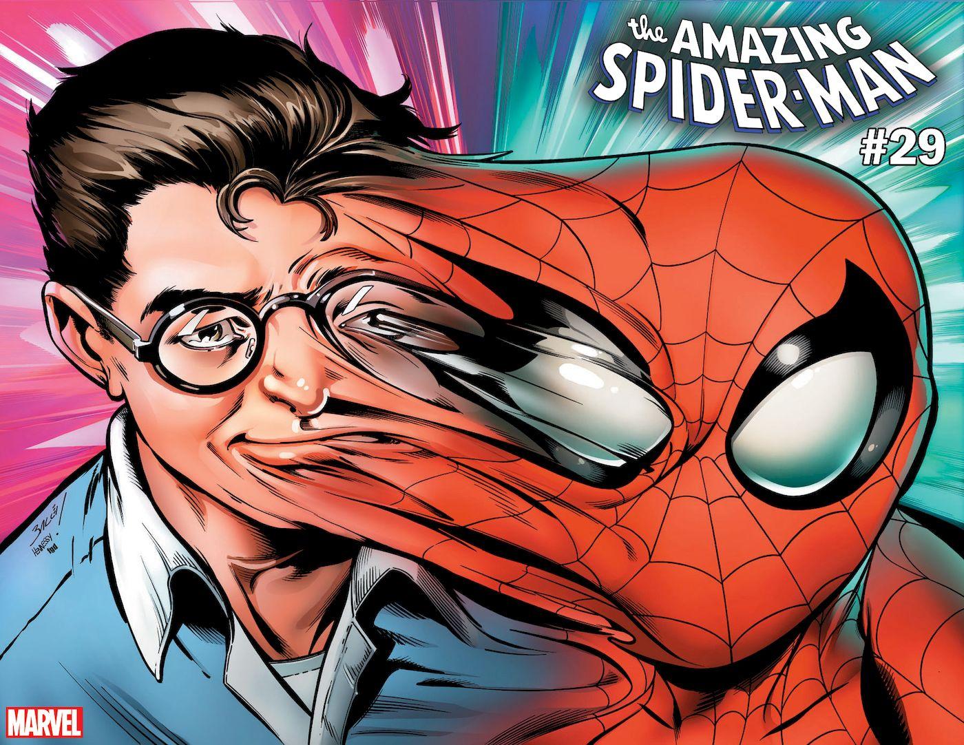 AMAZING SPIDER-MAN #29 BAGLEY IMMORTAL VARIANT