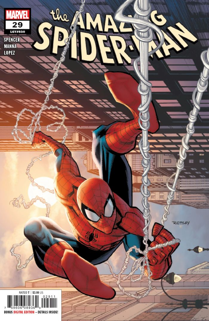 AMAZING SPIDER MAN #29