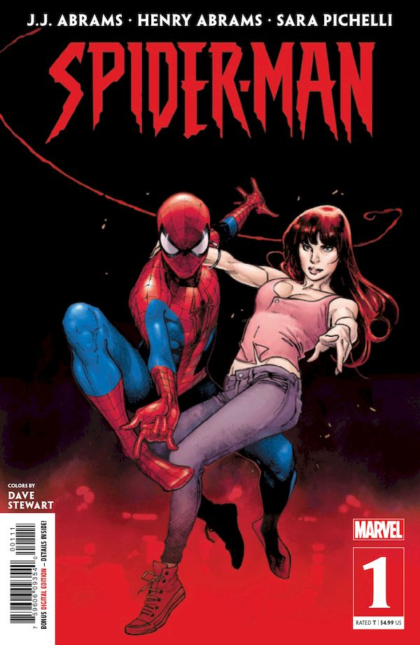 SPIDER MAN #1 (OF 5)