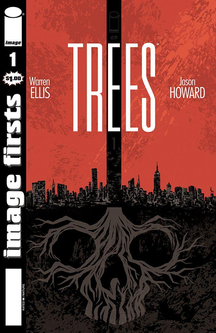 IMAGE FIRSTS TREES #1 + 1 Adet Yerli Karton ve Poşet