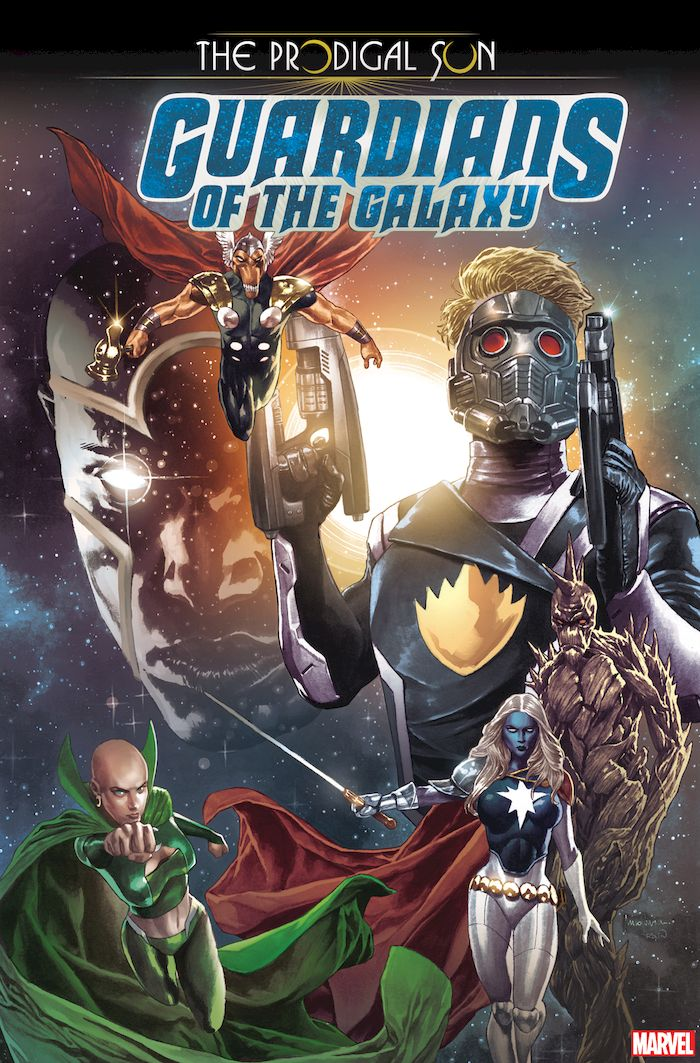 GUARDIANS OF THE GALAXY PRODIGAL SUN #1