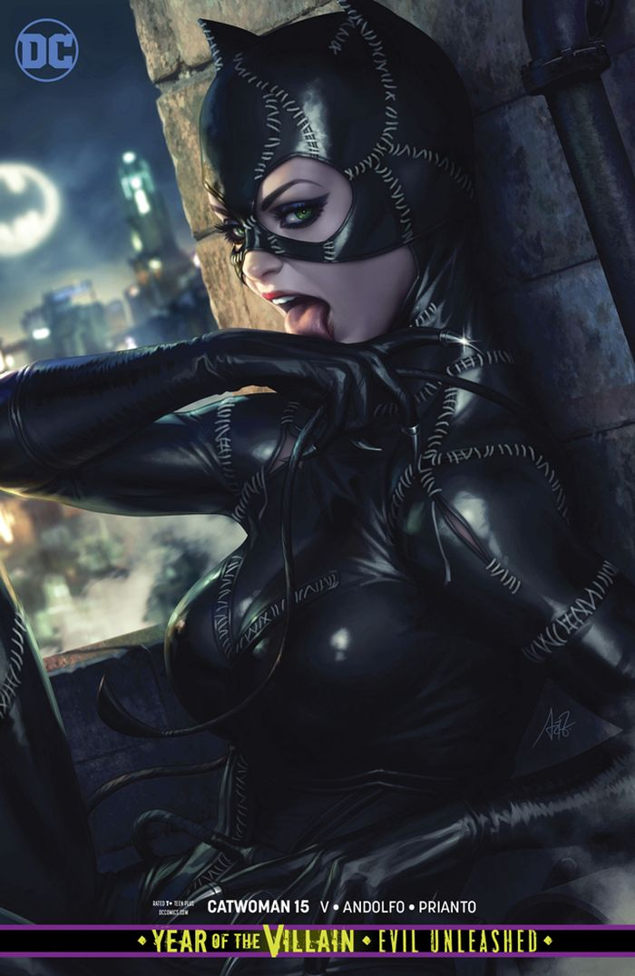 CATWOMAN #15 VARIANT