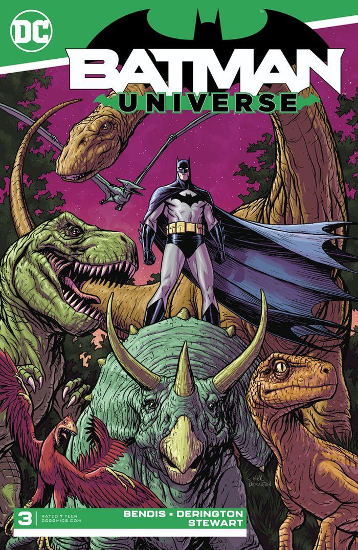 BATMAN UNIVERSE #3 (OF 6)