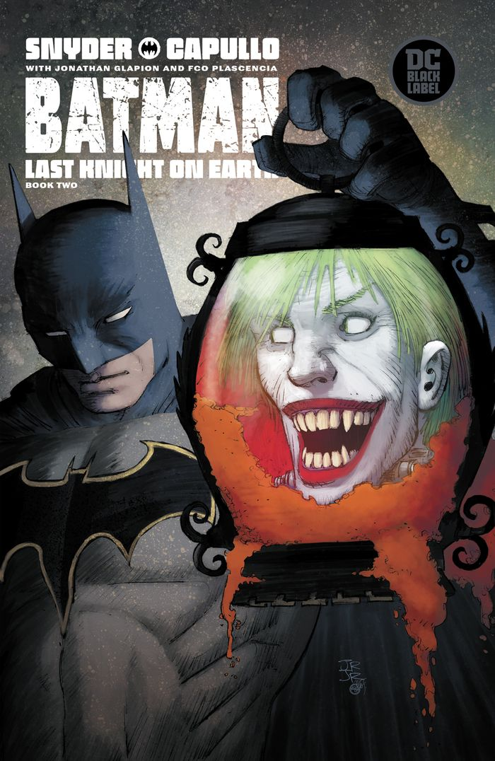 BATMAN LAST KNIGHT ON EARTH #2 (OF 3) VARIANT