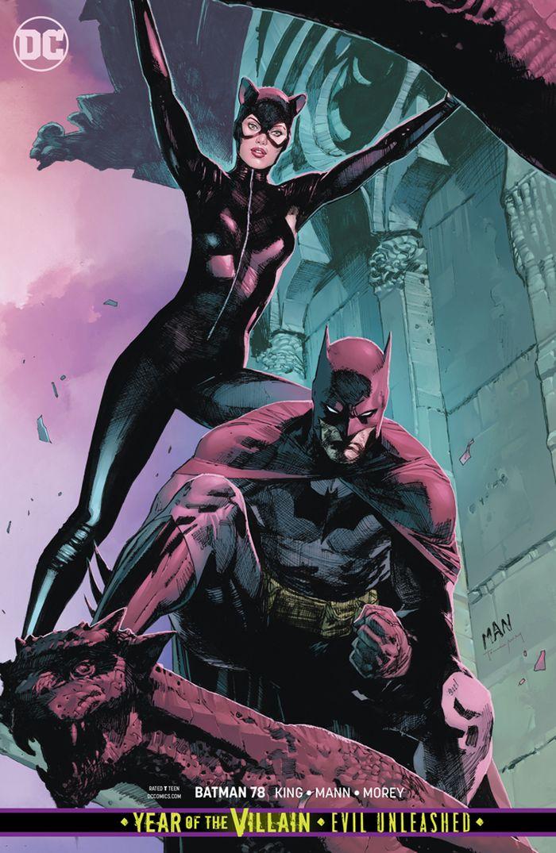 BATMAN #78 VARIANT
