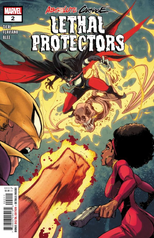 ABSOLUTE CARNAGE LETHAL PROTECTORS #2 (OF 3)