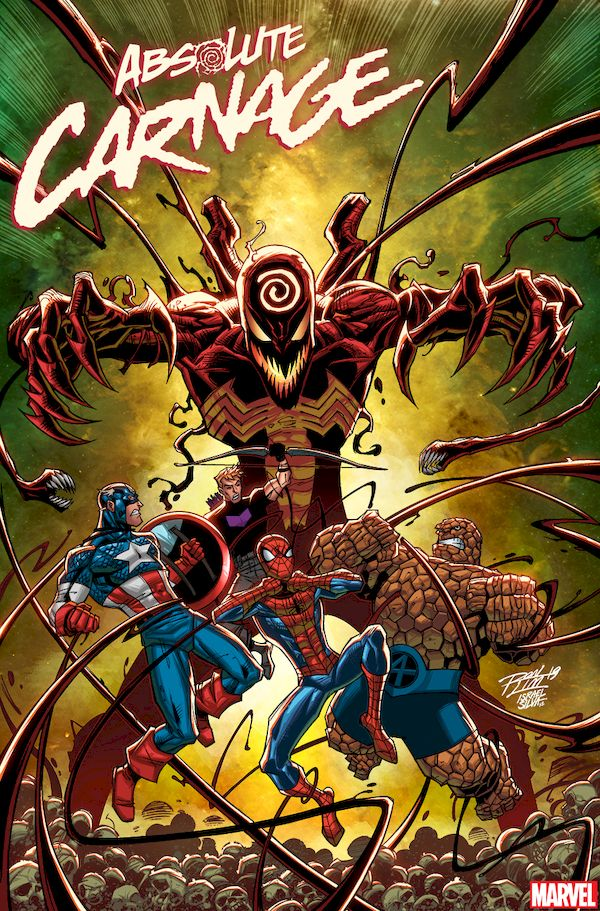 ABSOLUTE CARNAGE #3 (OF 5) LIM VARIANT