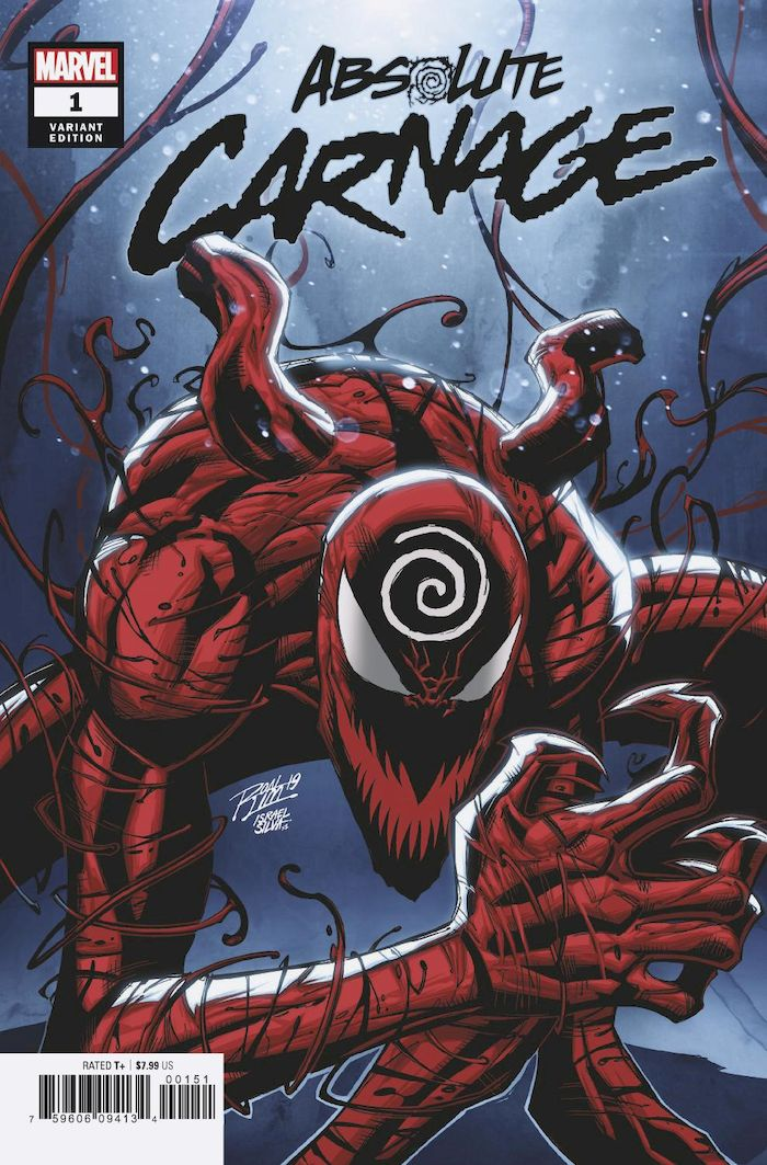 ABSOLUTE CARNAGE #1 (OF 5) LIM VARIANT
