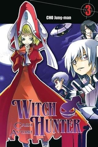 Cadı Avcısı - Witch Hunter Cilt 3
