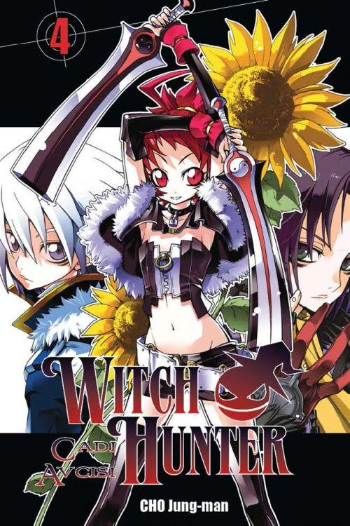 Cadı Avcısı - Witch Hunter Cilt 4