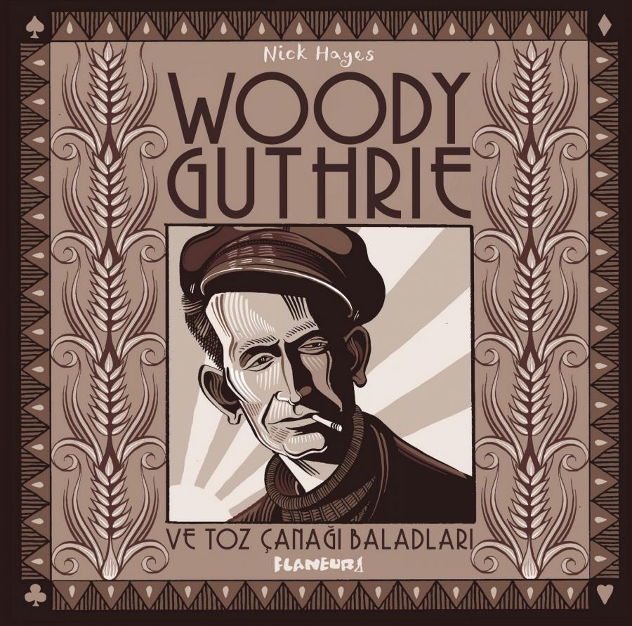 Woody Guthrie ve Toz Çanağı Baladları