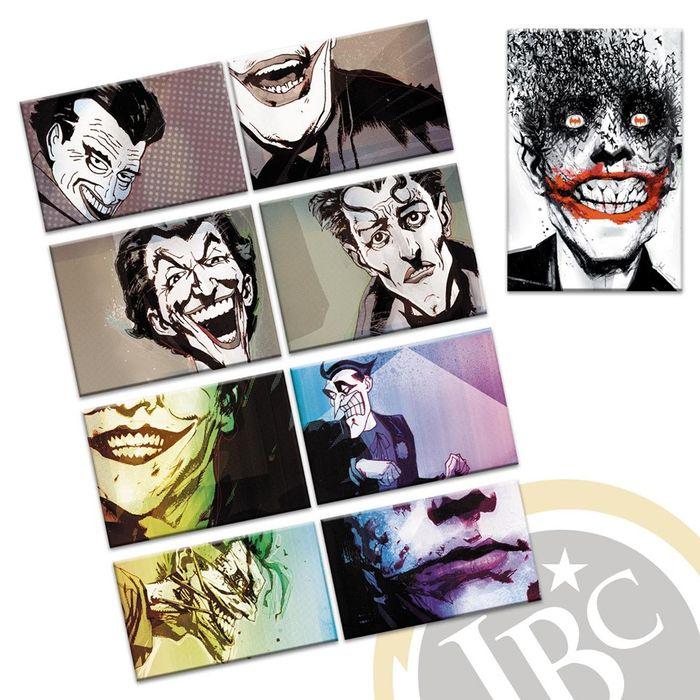 Jock Tasarım Joker Magnet