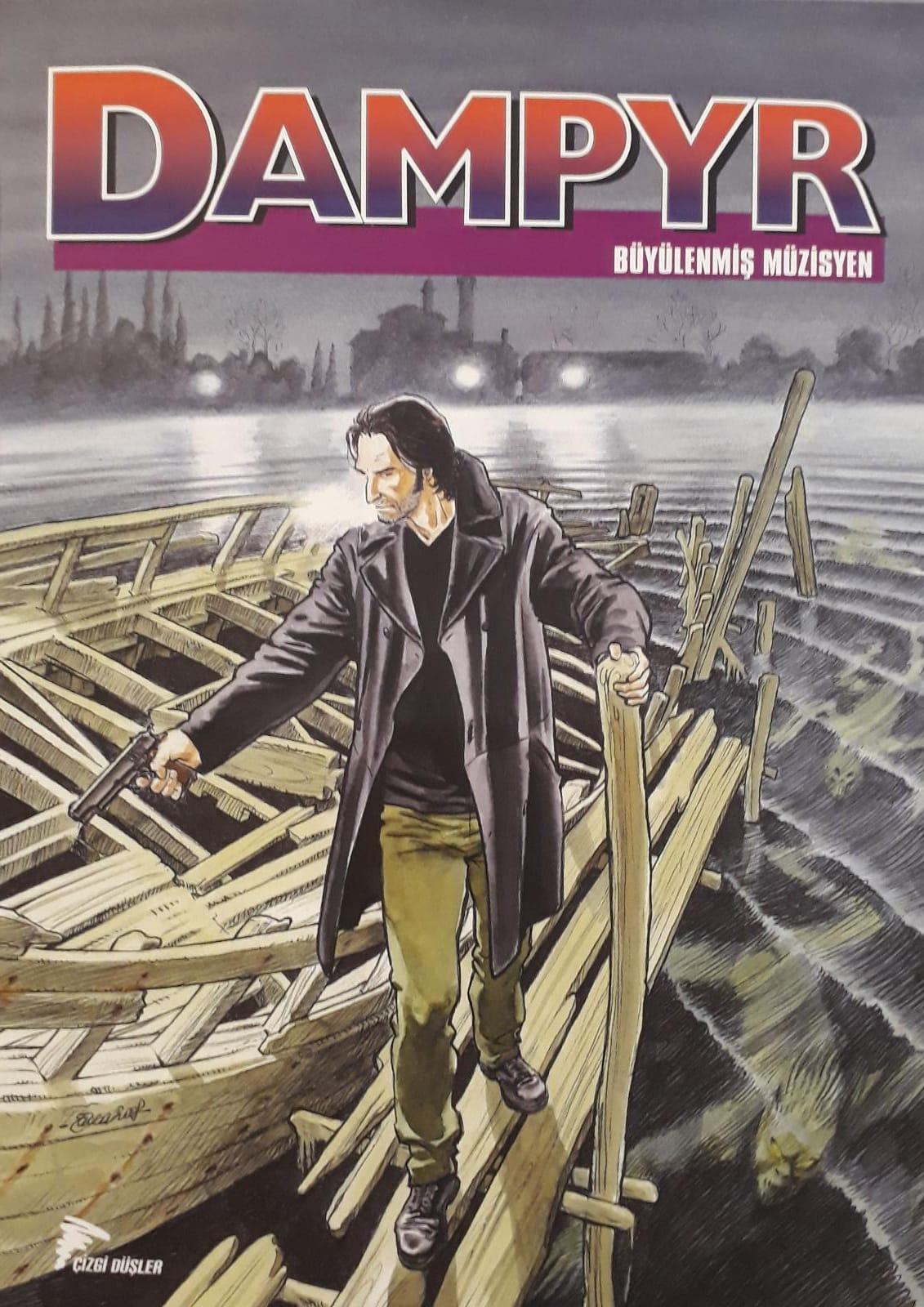 Dampyr Cilt 12: Büyülenmiş Müzisyen