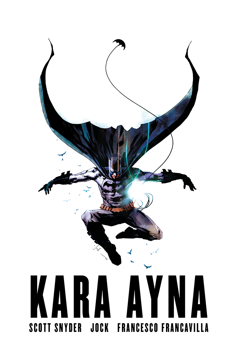 Absolute Batman - Kara Ayna